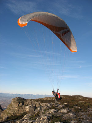 Gradient Golden 2 paraglider review | A report on the performance